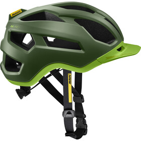 Mavic XA Pro Casque Homme, chive/lime green